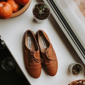 Steve Madden Faux Leather Shoes